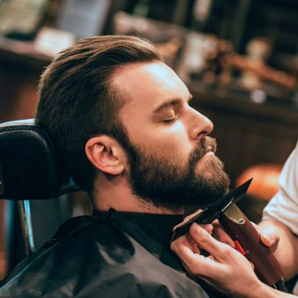 фото стрижки бороды