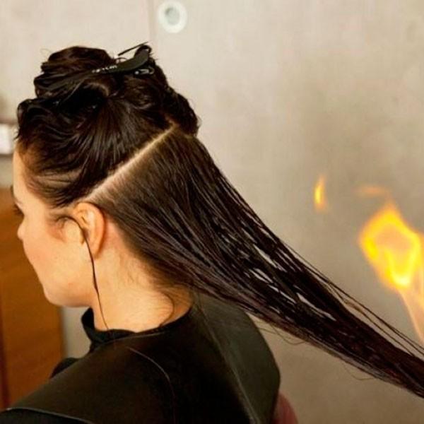 сухой лак для волос фото